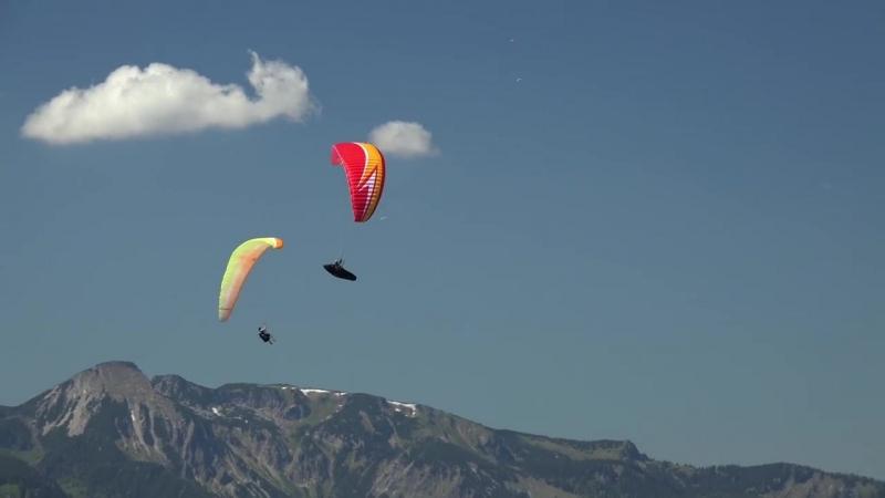 Super Paragliding Testival 2017 Kössen aftermovie