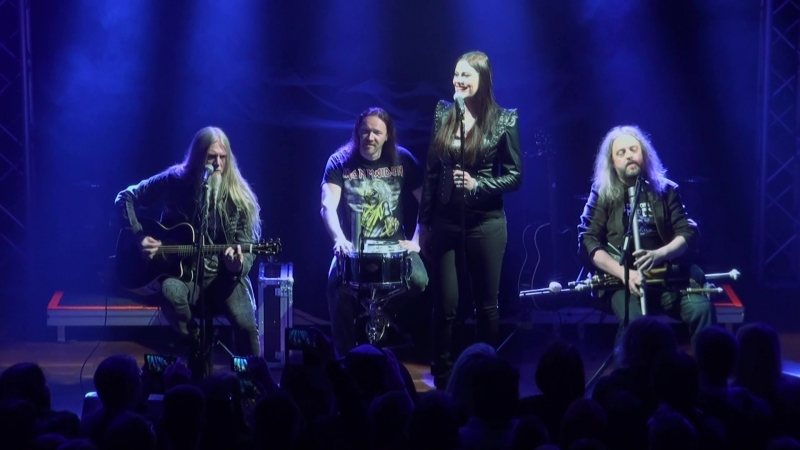 Nightwish - Edema Ruh (Turku, Baltic Princess Cruise) [BD | 1080p]