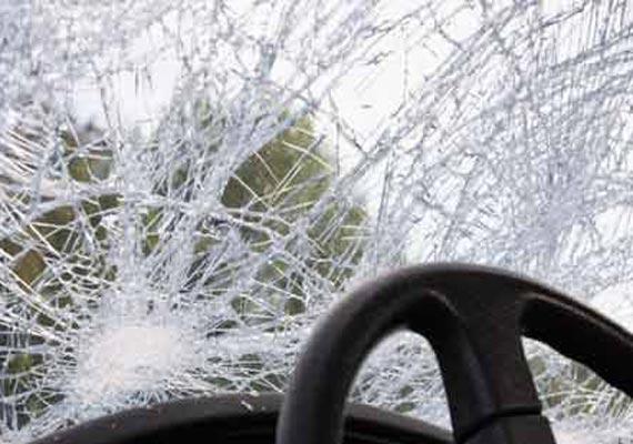 В Таганроге напротив Кулинарного училища сбили женщину-пешехода