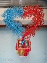 Мастер-класс, Поделка, изделие Бисероплетение: Сердце на свадьбу (2, Метки: мк мастер класс бисер бисероплетение...