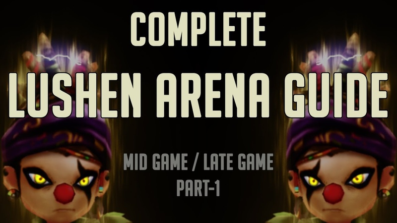 Complete Lushen Arena Guide Part 1 Summoners War