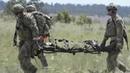 U.S. Air Force Pararescue Training