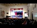 Хор Доместик на Дне медицинского работника в г Полевской