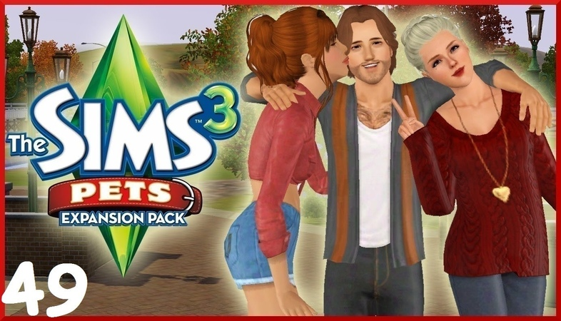 Let's Play: The Sims 3 Pets - (Part 49) - IGNITE!