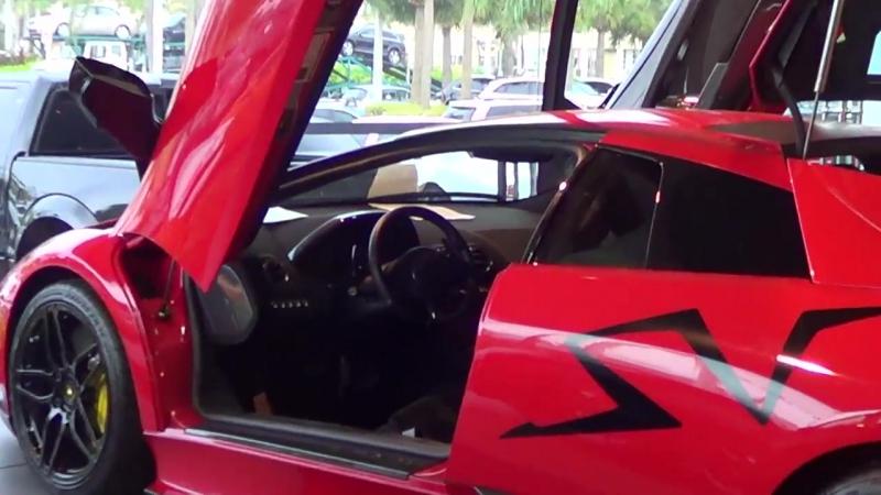 Lamborghini Murcielago SV WALKAROUND!