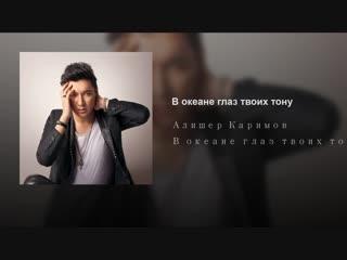 Алишер Каримов В океане глаз твоих тону (2019