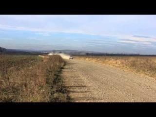 тренування ZAZ 968 Rally Edition