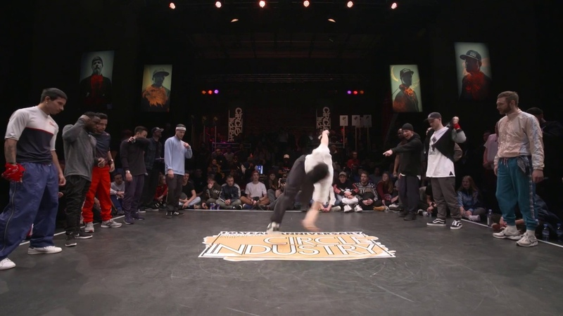Red Bull BC ONE All Stars VS The Tribe | TOP8 ►CIRCLE INDUSTRY◄ CHECKMATE 2018