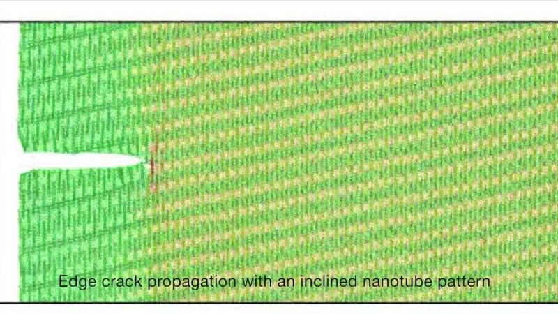 Rebar graphene