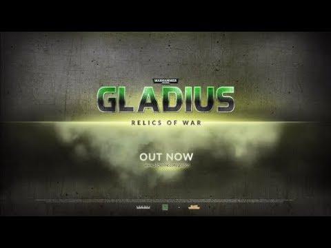 Warhammer 40,000: Gladius - Relics of War | Release Trailer