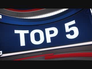 Топ 5 лучших моментов матчей 21 декабря