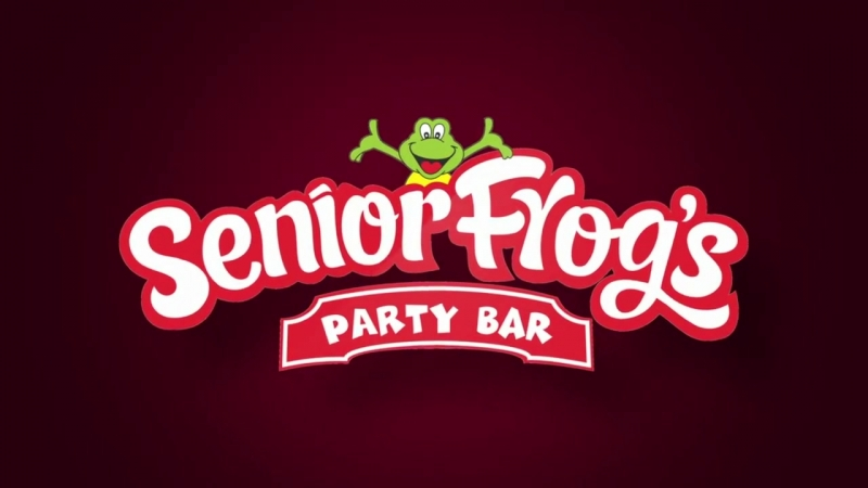 Senior Frogs, Ayia Napa - MY SENIOR FROGS - Party Spirit - The Spirit Of The Island