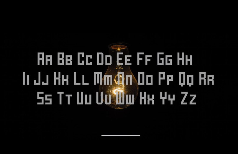 Halogen шрифт скачать бесплатно