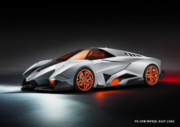 Lamborghini - Egoista (concept)