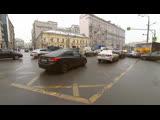 Москвичей начнут штрафовать за остановку на перекрестках с