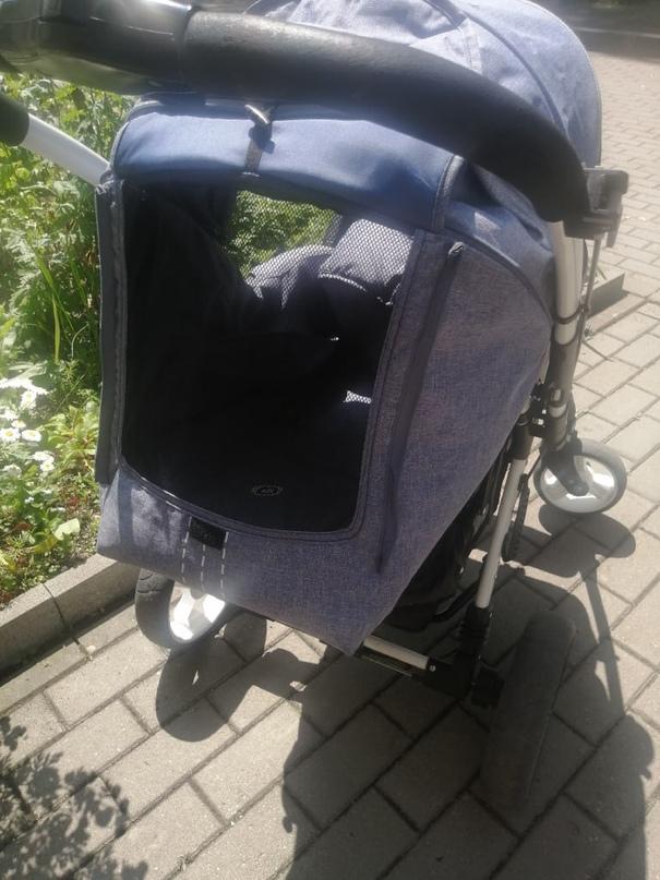 Продаётся прогулочная коляска фирмы Monza QUATRO BABY CARRIAGE BRAND до 20кг.Про...