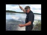 Летняя рыбалка  ловля на кружки (т)