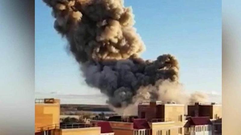 Врезультате взрыва назаводе пиротехники вЛенинградской области погибли два человека