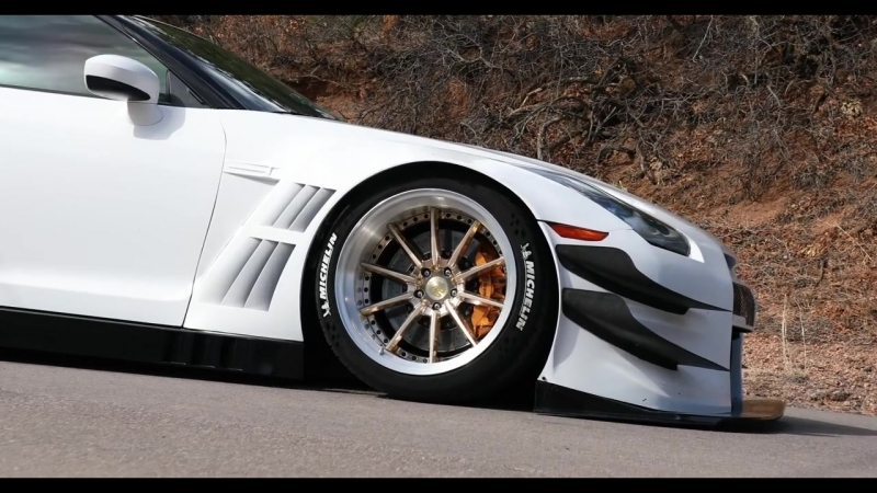 Ichiban GTR | Perfect Stance