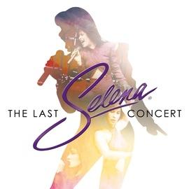 selena альбом The Last Concert