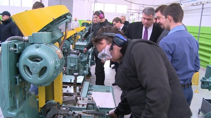 На вінницькому заводі Форт запущено лінію повного циклу виробництва патронів до пістолетів МВС