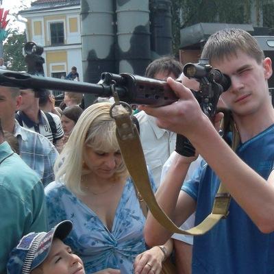 Андрей Мулярчик, 6 августа 1997, Гродно, id162462314