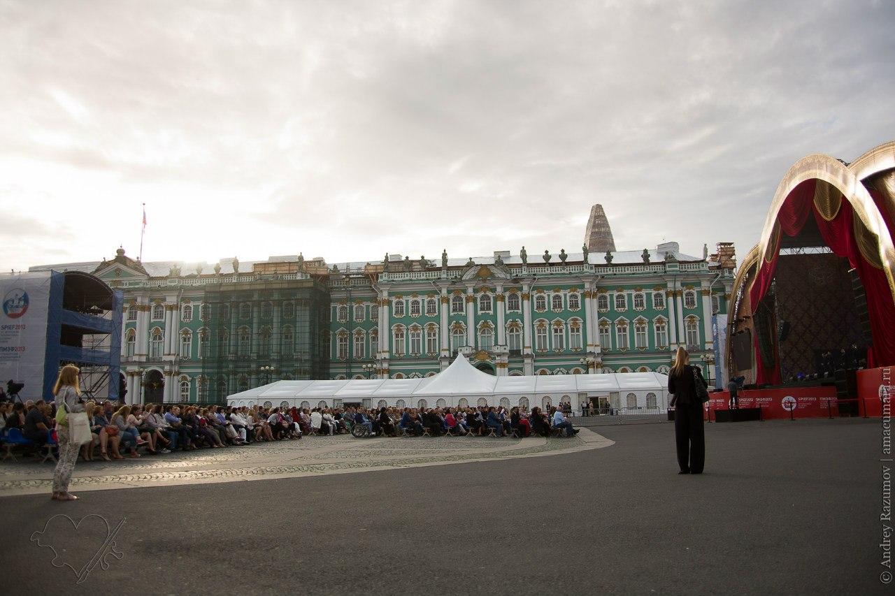 Il Divo Санкт-Петербургский Международный Экономический форум