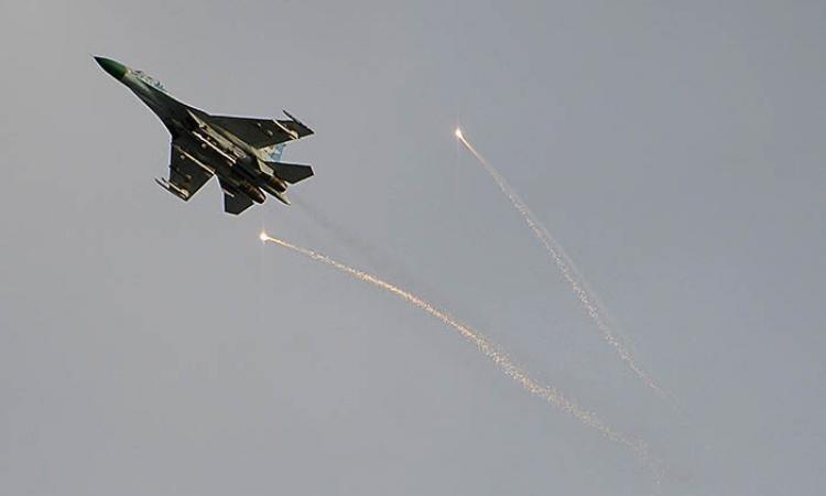 Вчера в трех км от границы Украины и Ростовской области прошел бой с применением авиации