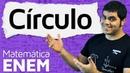 Área do Círculo, Setor Circular e Coroa Circular | Matemática do ENEM