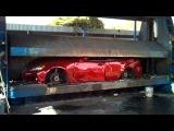 Утилизация автомобиля Lexus | vk.com/parking_zone