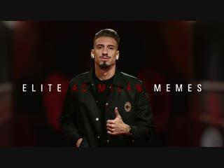 Elite AC Milan Memes