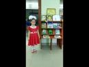 Халиуллина Ландыш 4 нче номерлы балалар бакчасында тәрбияләнүче (6 яшь). Роберт Миңнуллинның Песнәк белән сөйләшү