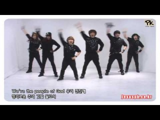 [PK] ♬People of God 피플오브갓-Promise Keepers Worship Dance (praise and worship songs) CCD워십댄스
