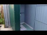 Отдых на Азовском море в Приморско-Ахтарске. Дом №51 - Душевая. ЗВОНИ тел.: 8 928 03 86 841