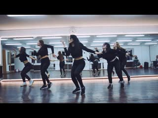 MILLENIUM Киров | Bebe Rexha - Bad Bitch | Choreography by MILENA EVDOKIMOVA | Танцы Jazz-Funk