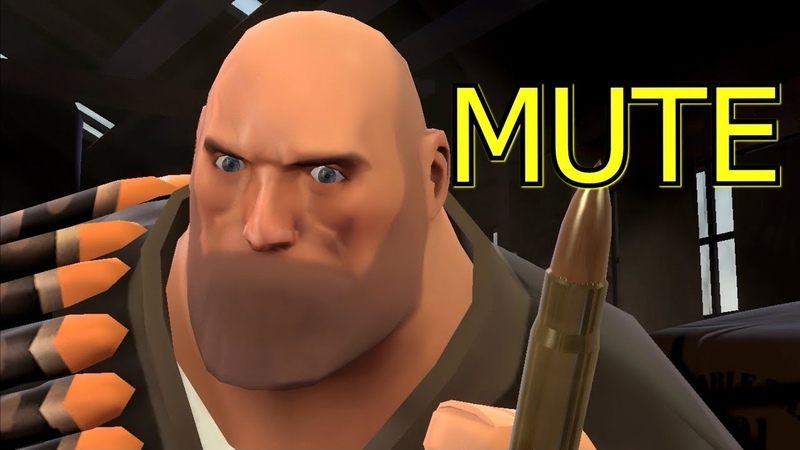 TF2 Meet the Mute Heavy [SFM] ►Team Fortress 2◄