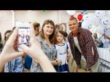 Дмитрий Тарасов в День защиты детей посетил центр акушерства и перинатологии