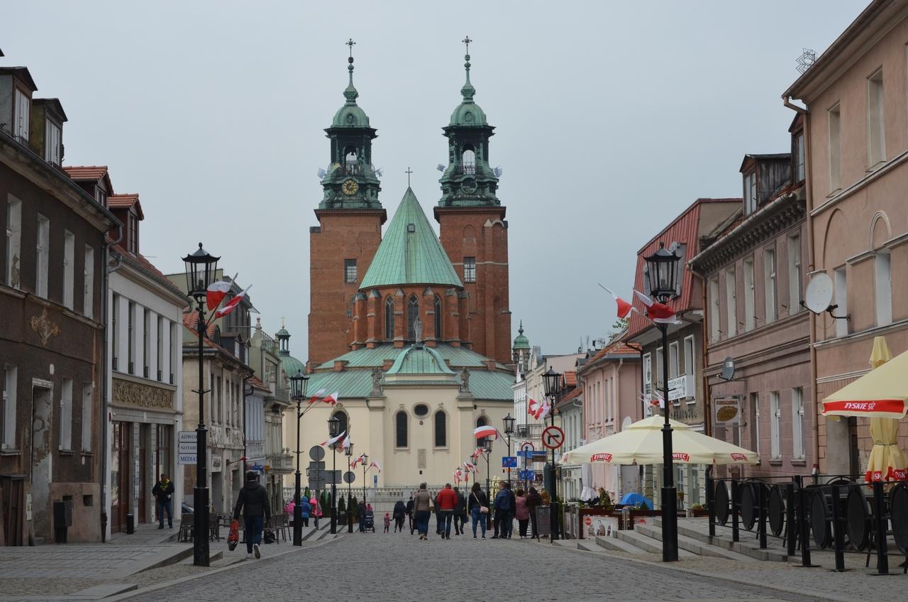 wF3voJlVksQ Гнезно - первая королевская столица Польши.