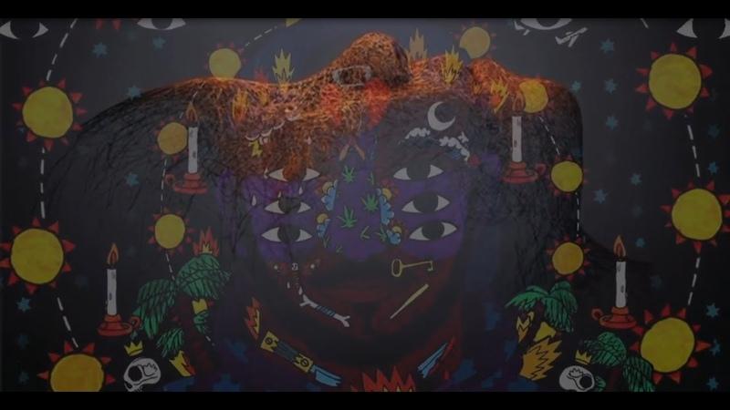 KAYTRANADA VIVID DREAMS TRIPPING MUSIC VIDEO