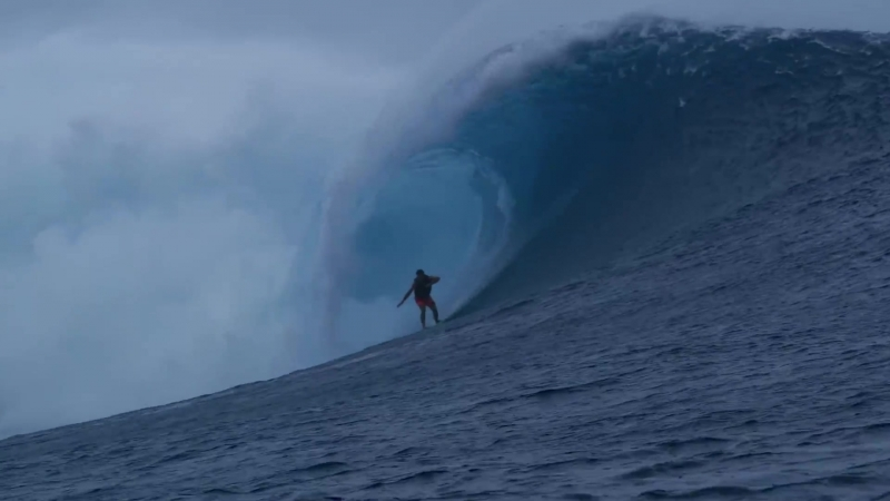 Cloudbreaks biggest swell ever