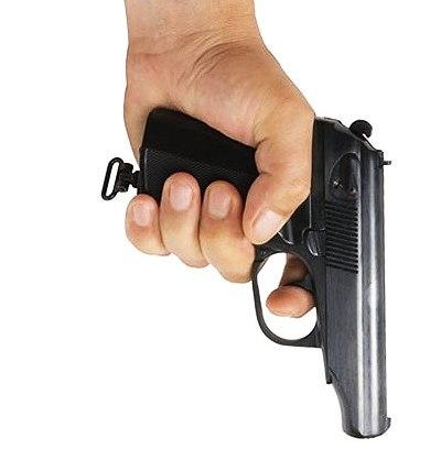 пістолет і кулявлоб путіну