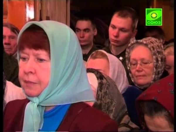 Праздник в Михаило-Архангельском храме г. Снежинска