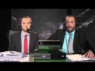 Vexx Revenge vs Rise Nation - Game 1 - WB Round 1 - CoD Championships 2014