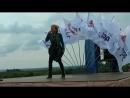 Я падаю в небо Ольга Кормухина на фестивале Великое стояние на реке Угре 14 07 2018 с Дворцы Калужская обл