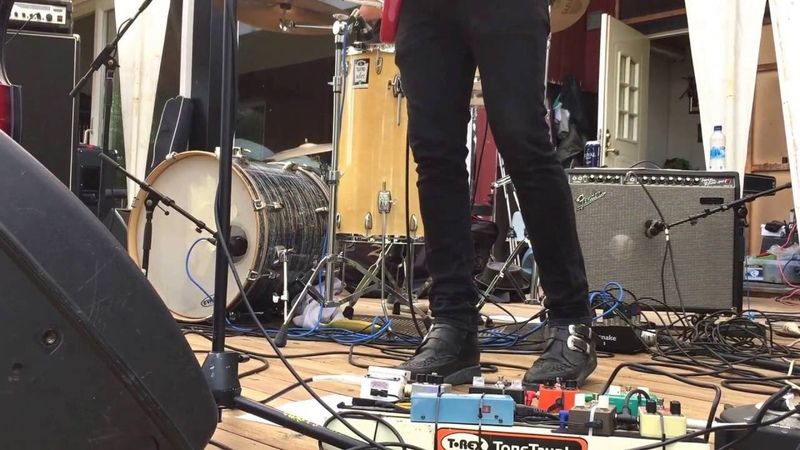 The Twang-O-Matics live at Gressvik 2016 (part 2)