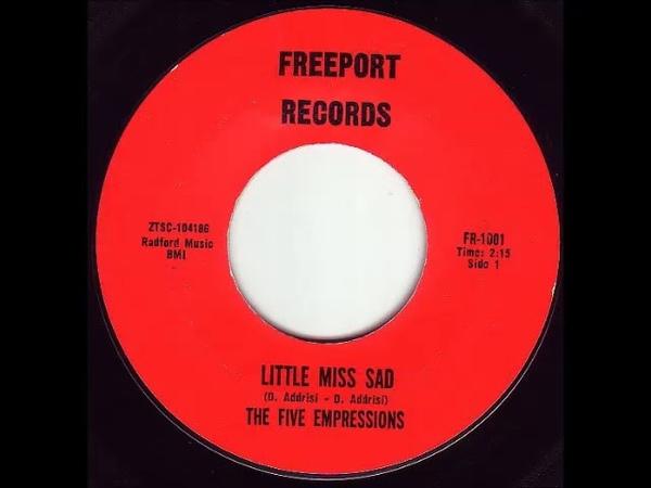 Five Empressions - Little Miss Sad