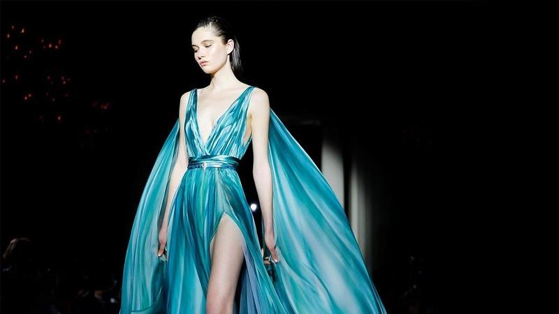 Zuhair Murad Haute Couture Spring Summer 2019 Full Show Exclusive
