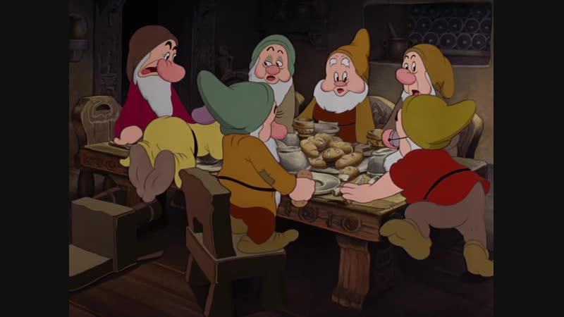 Белоснежка и семь гномов Snow White and the Seven Dwarfs 1937