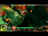 Dota 2 - Alliance's brilliant level 1 roshan against DK