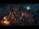 Assassins Creed Odyssey Opening Cutscene Leonidas 300 Spartans